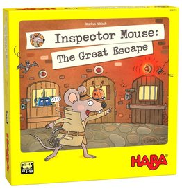 Haba Inspector Mouse - The Great Escape