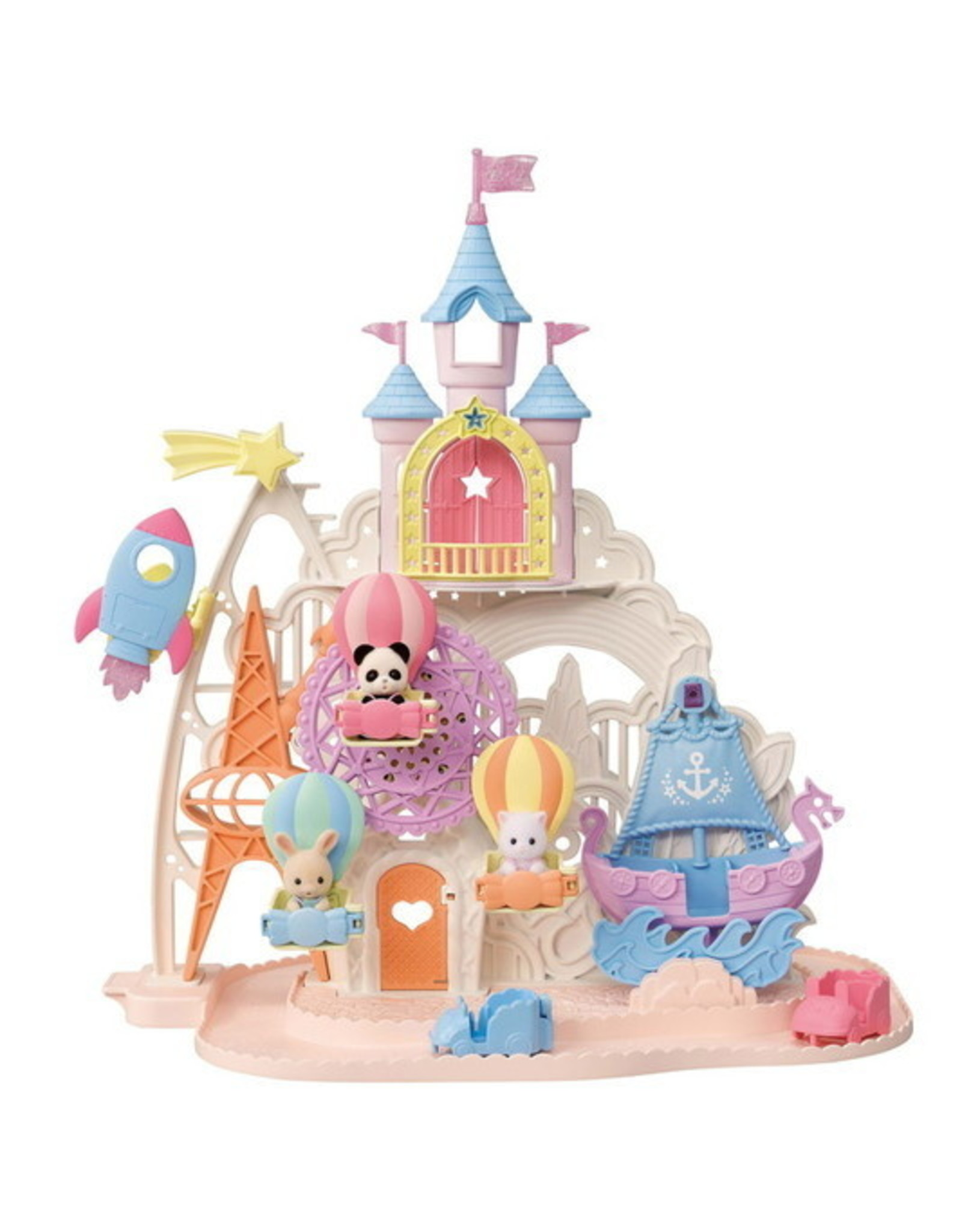 Calico Critters Calico Critters Baby Amusement Park
