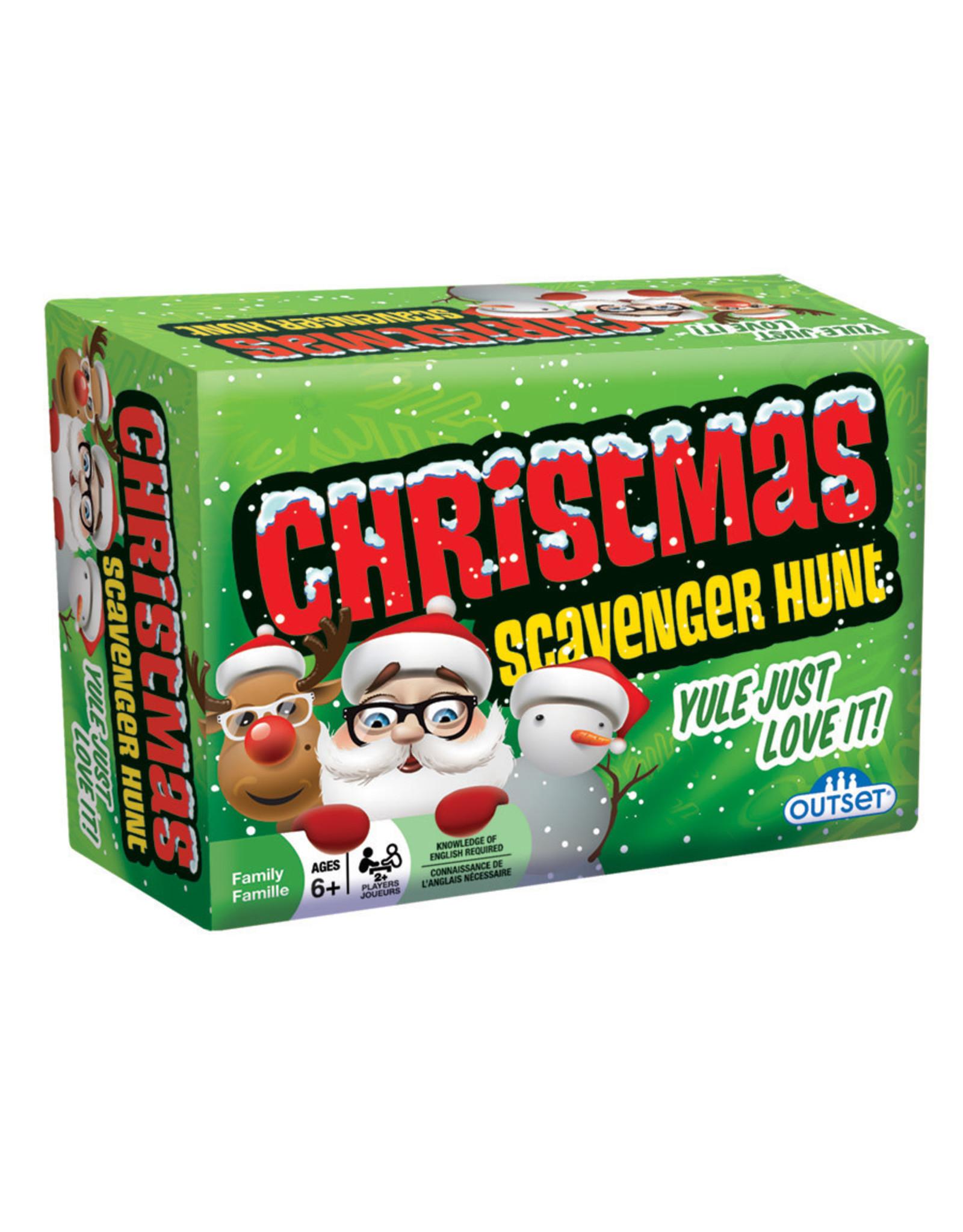 Outset Media Christmas Scavenger Hunt