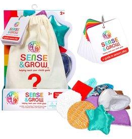 Sense and Grow: Textured Bean Bags