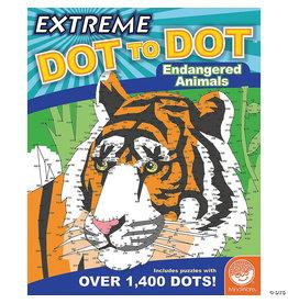 Mindware Extreme Dot to Dot: Endangered Animals