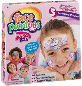 Play Monster Face Paintoos: Magical Pack