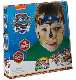 Play Monster Face Paintoos: Paw Patrol