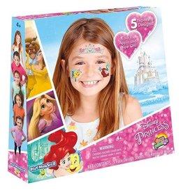 Play Monster Face Paintoos: Disney Princess