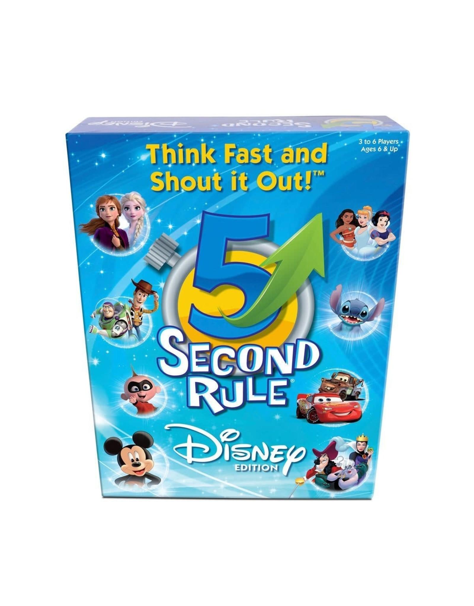 Play Monster 5 Second Rule Disney
