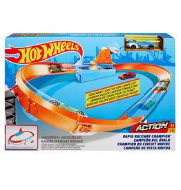 Hot Wheels Hot Wheels Action - Rapid Raceway Champion