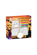 Sweetness Colouring Sugar Cookies - Halloween