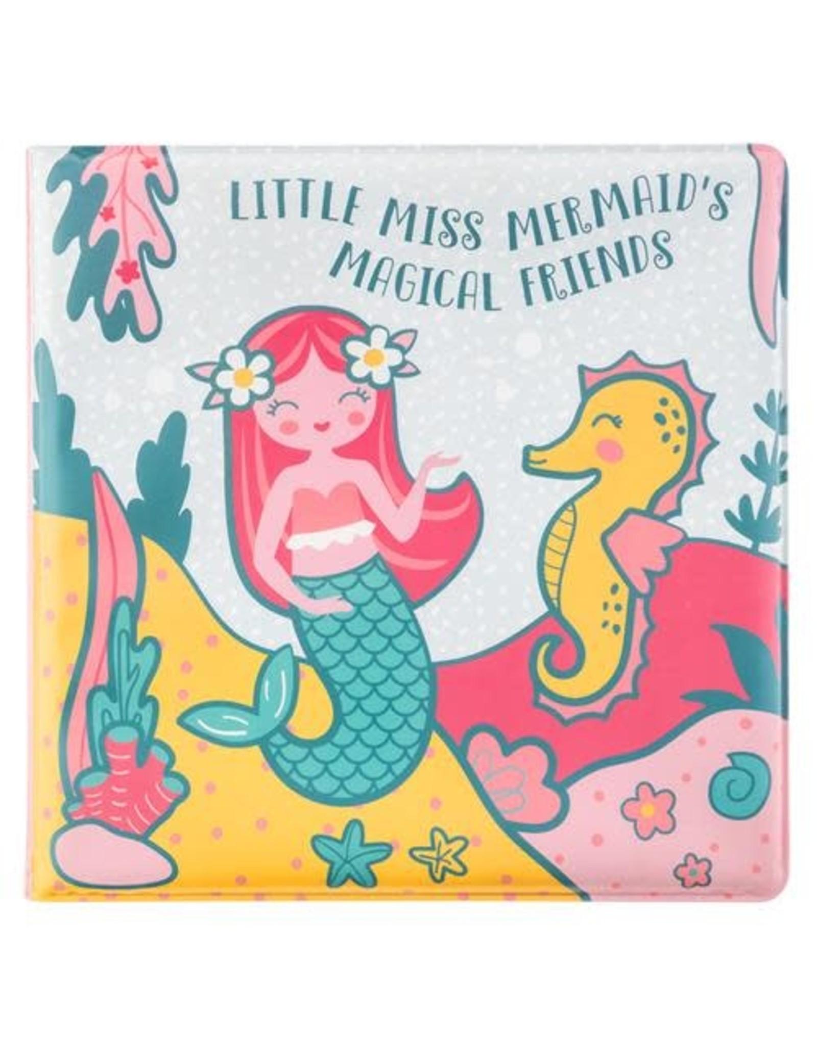 Stephen Joseph Bath Book - Mermaid