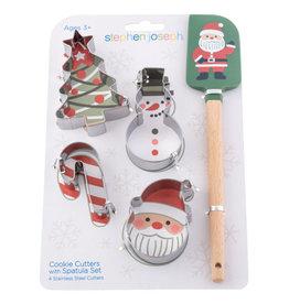 Stephen Joseph Holiday Cooking Set - Snowman