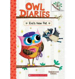 Scholastic Owl Diaries #15: Eva's New Pet