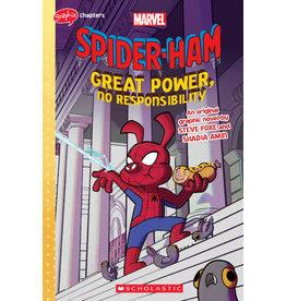 Scholastic Spider-Ham: Great Power, No Responsibility