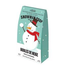 Gourmet Village Snowman Poop