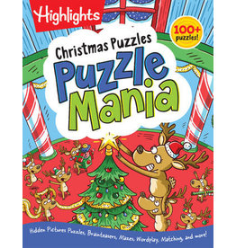 Highlights Highlights Christmas Puzzles