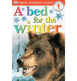 DK Readers L1: A Bed for the Winter