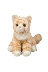Douglas Adele Orange Stripe Cat