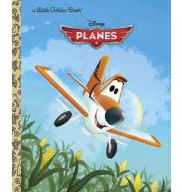 Little Golden Books Disney Planes Little Golden Book (Disney Planes)