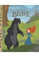 Little Golden Books Brave Little Golden Book (Disney/Pixar Brave)