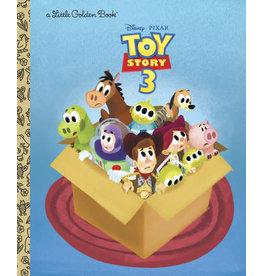 Little Golden Books Toy Story 3 Little Golden Book (Disney/Pixar Toy Story 3)