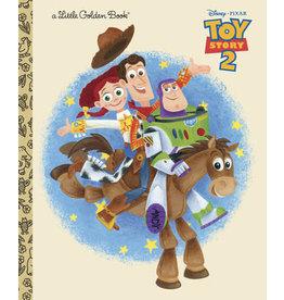 Little Golden Books Toy Story 2 Little Golden Book