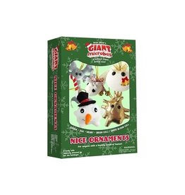 GIANTmicrobes Giant Microbes Nice Ornaments
