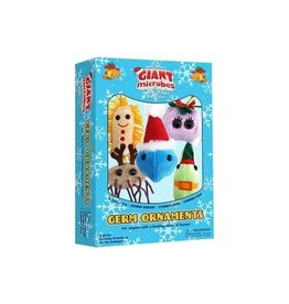GIANTmicrobes Giant Microbes Germ Ornaments