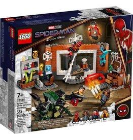 Lego Spider-Man at the Sanctum Workshop