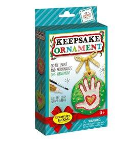 Creativity For Kids Holiday Keepsake Ornament Mini Kit