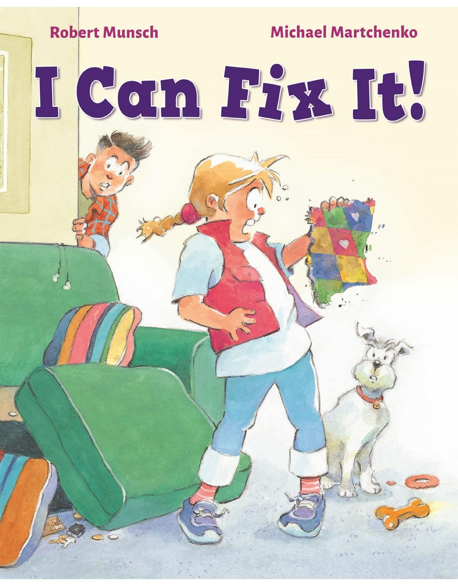 Scholastic I Can Fix It!