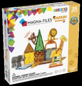 Magna-Tiles Magna-Tiles Safari Animals 25pc