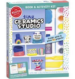 Klutz Klutz: Tiny Ceramic Studio