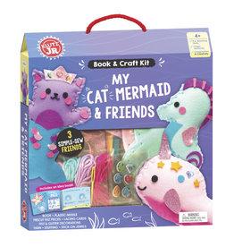Klutz Klutz: My Cat Mermaid & Friends