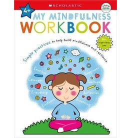 Scholastic My Mindfulness Workbook: Scholastic Early Learners (My Growth Mindset) : A Book of Practices