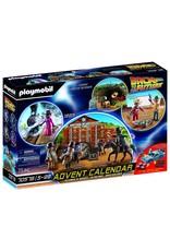 Playmobil Advent Calendar - Back to the Future III