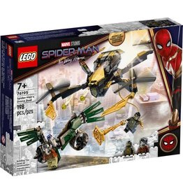 Lego Spider-Man's Drone Duel