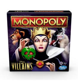 Hasbro Monopoly Disney Villains