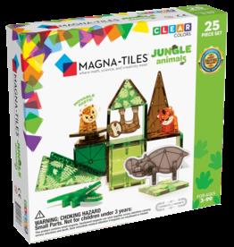 Magna-Tiles Magna-Tiles Jungle Animals 25-Piece Set