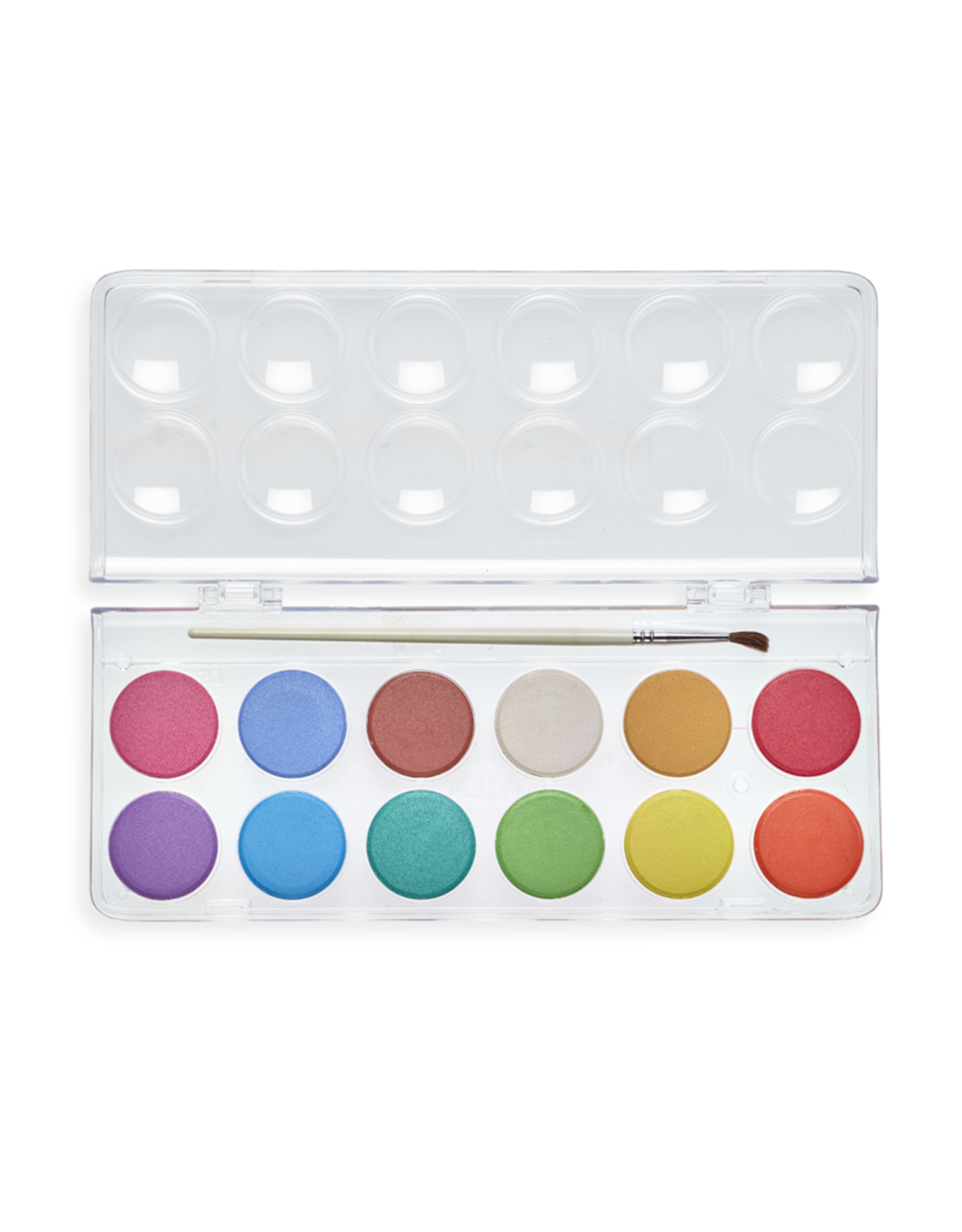 Ooly Chroma Blends Watercolor 13pc Paint Set - Pearlescent
