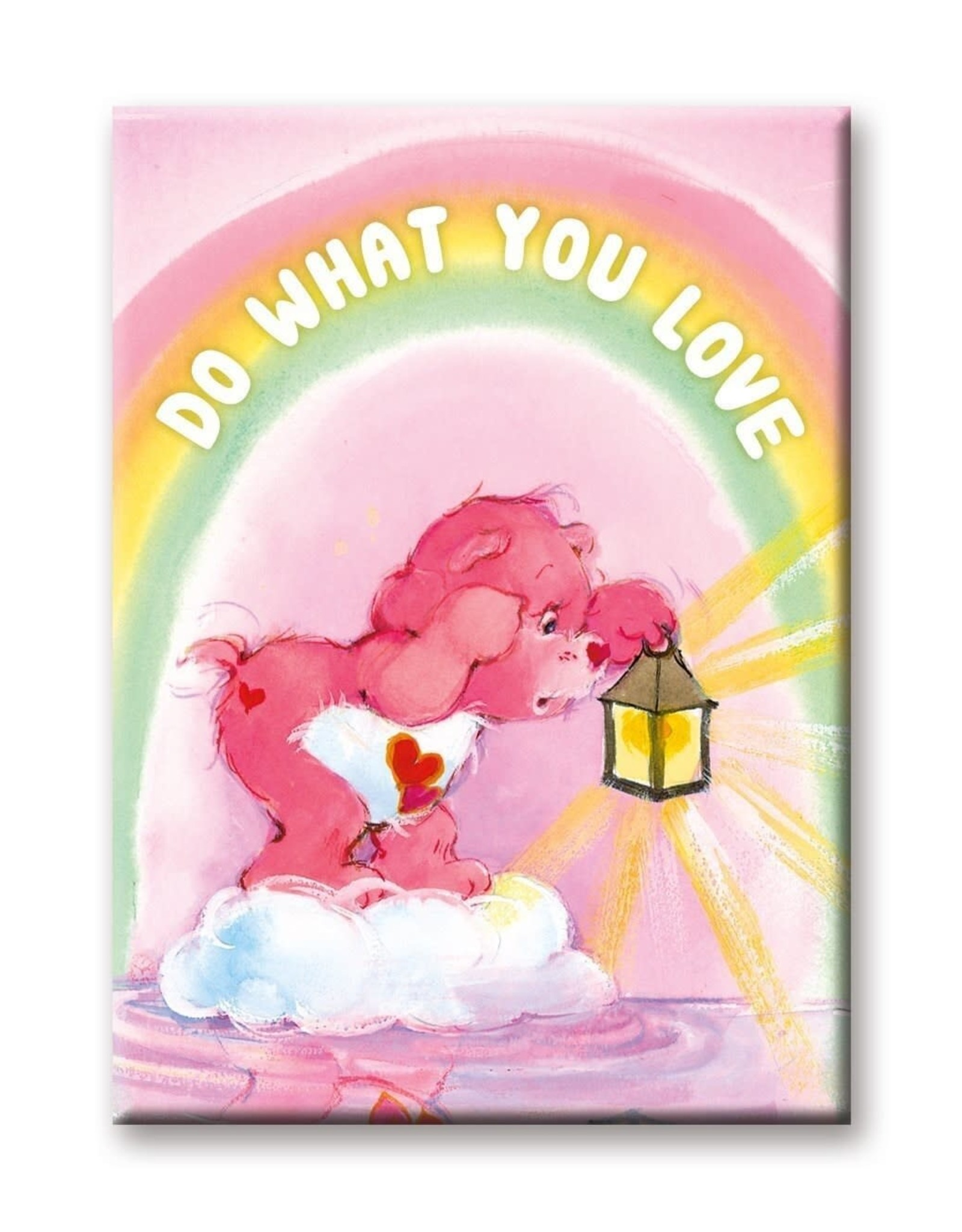 NMR Care Bears Do What You Love Magnet