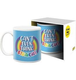 NMR Pride Can't Think 11oz Boxed Mug