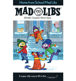 Mad Libs Home from School Mad Libs