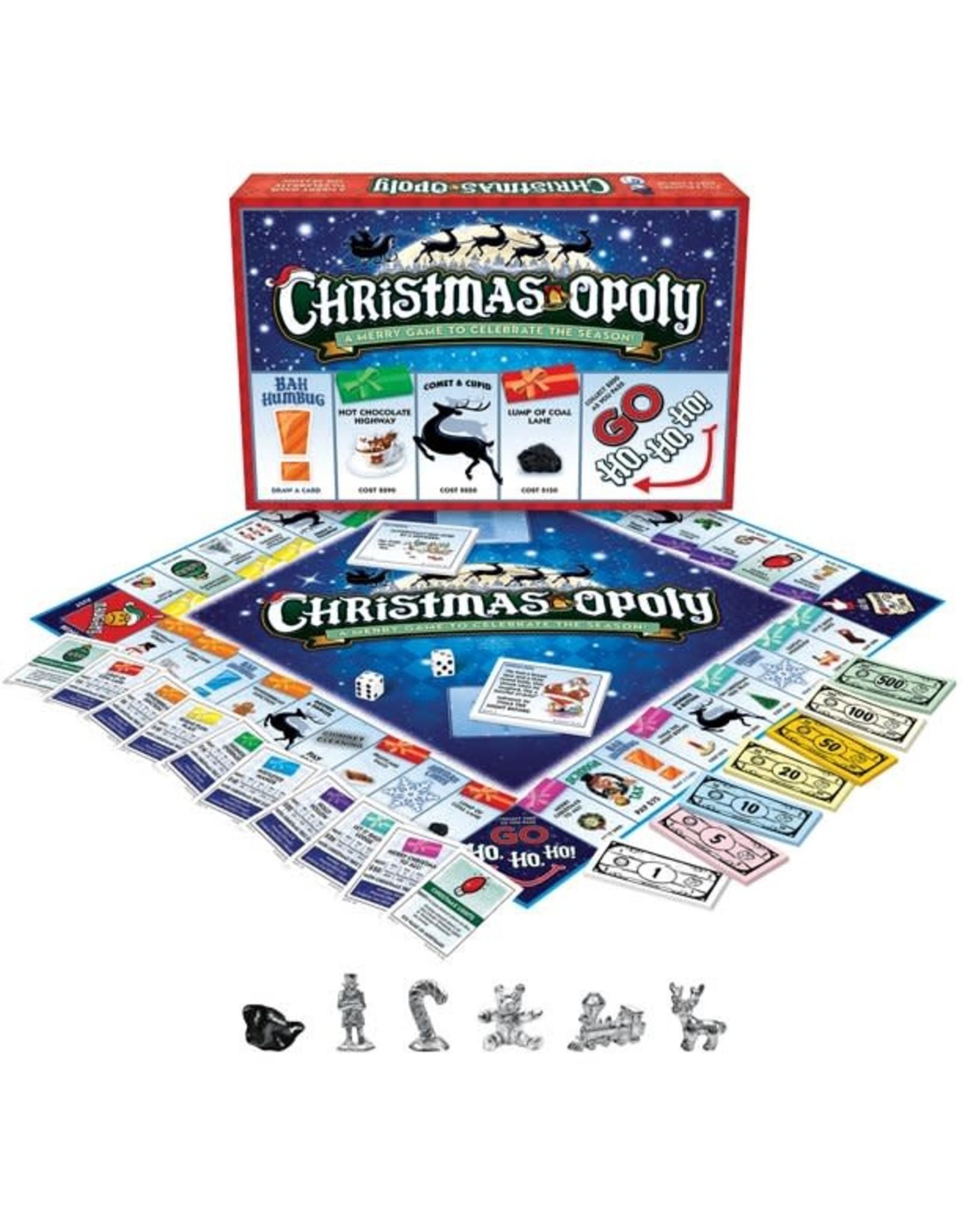Christmas-opoly