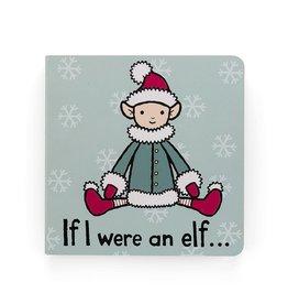 Jellycat JellyCat If I were an Elf Book