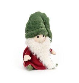 Jellycat JellyCat Nisse Gnome Noel (Green Hat)