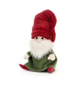 Jellycat JellyCat Nisse Gnome Rudy (Red Hat)