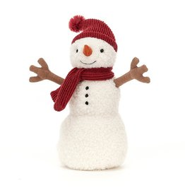 Jellycat JellyCat Teddy Snowman
