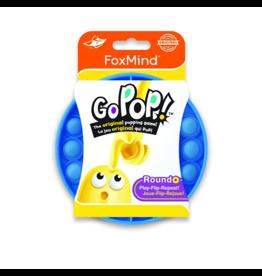 FoxMind Go Pop! Roundo - Blue