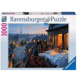 Ravensburger Paris Balcony 1000pc