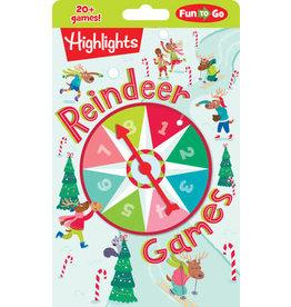 Highlights Highlights Reindeer Games