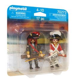 Playmobil Pirate and Redcoat Playmobil