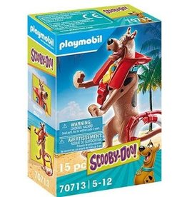 Playmobil SCOOBY-DOO! Collectible Lifeguard Figure